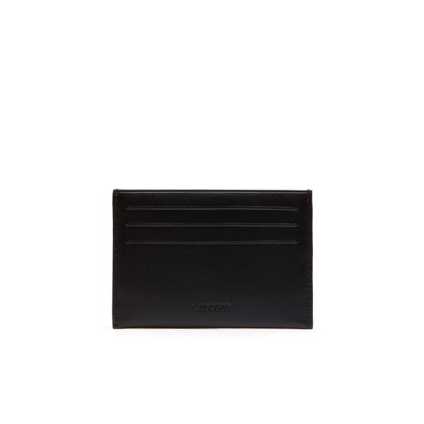 Lacoste Men's Fitzgerald Credit Card Holder in Leather