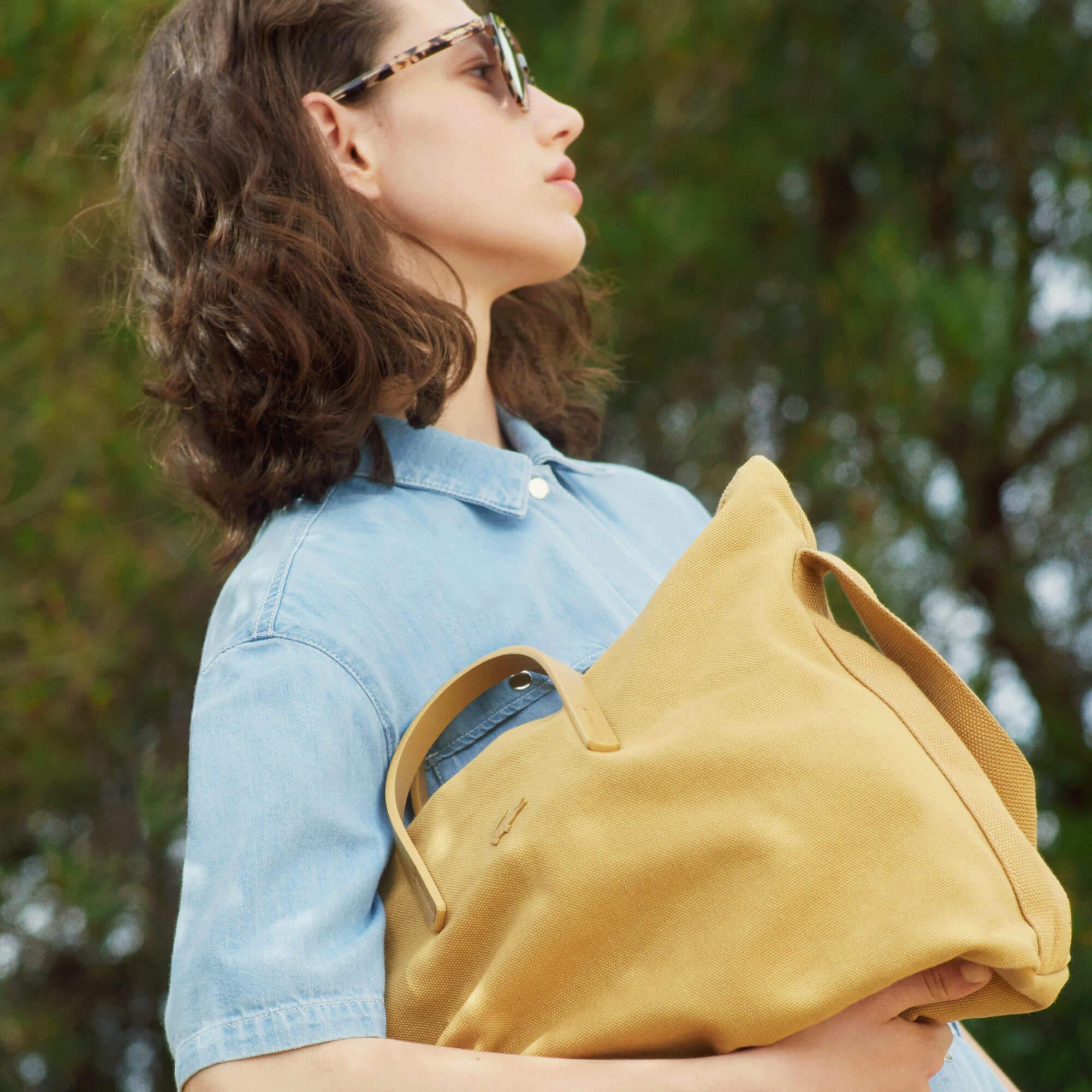 Lacoste Women's Suzie Brown Bag