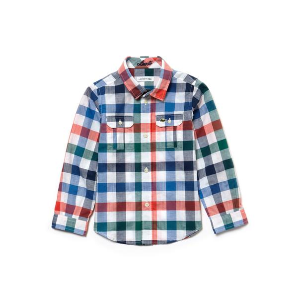 Lacoste Kids' Wovens Shirt