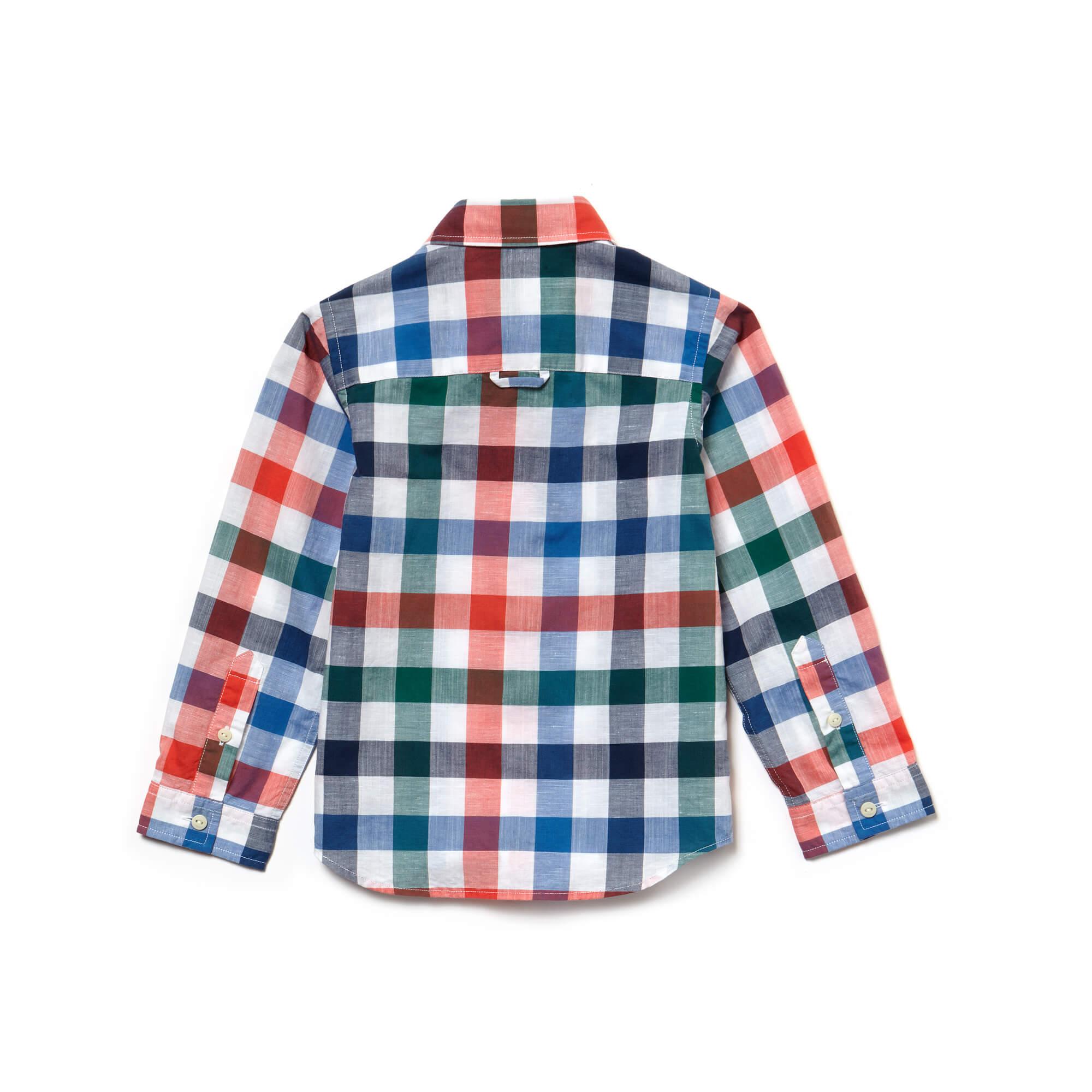 Lacoste сорочка дитяча