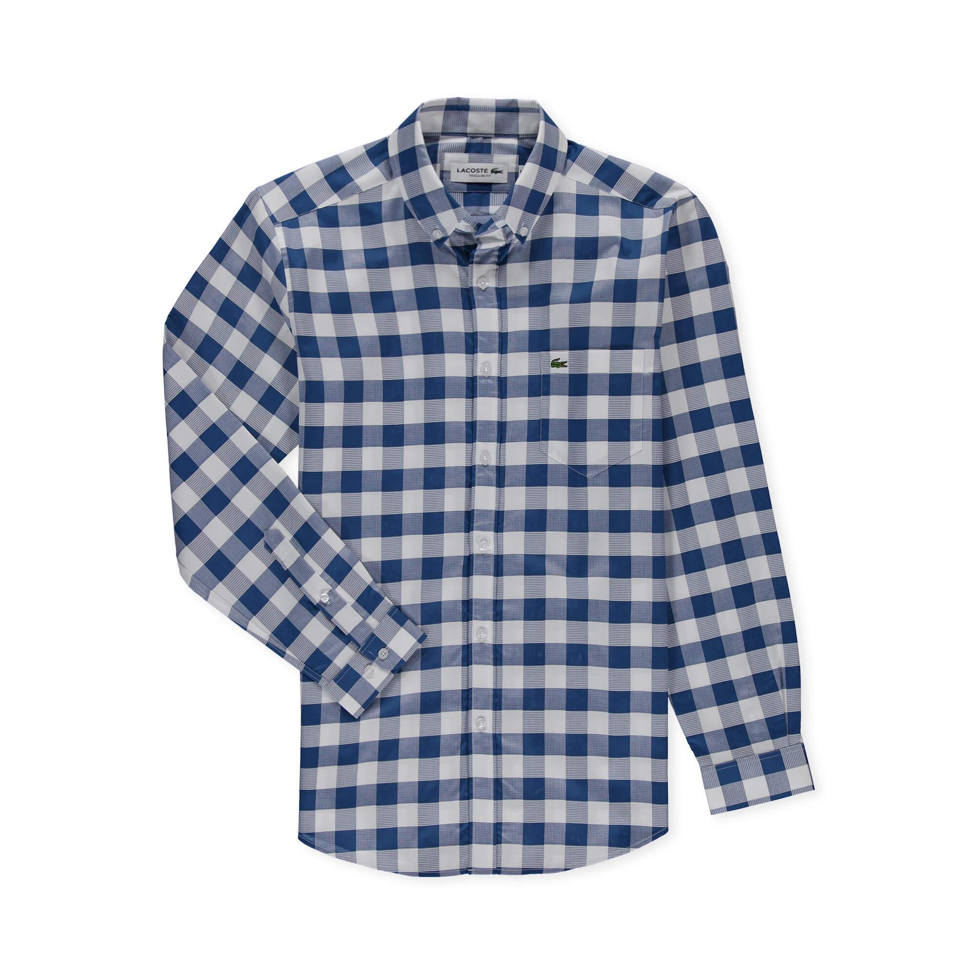 Lacoste Men's Wovens Shirts
