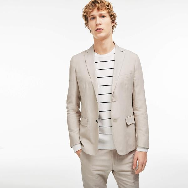Lacoste Men's Slim Fit Blazer