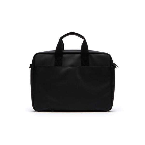 Lacoste Men's Classic Petit Piqué Computer Bag