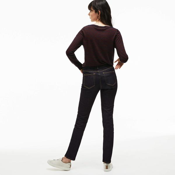 Lacoste Women's Denim Pants