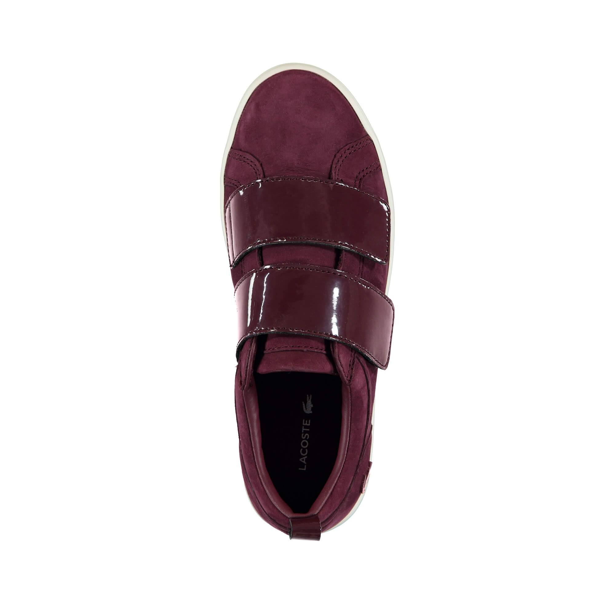 Lacoste кросівки жіночі Straightset Strap