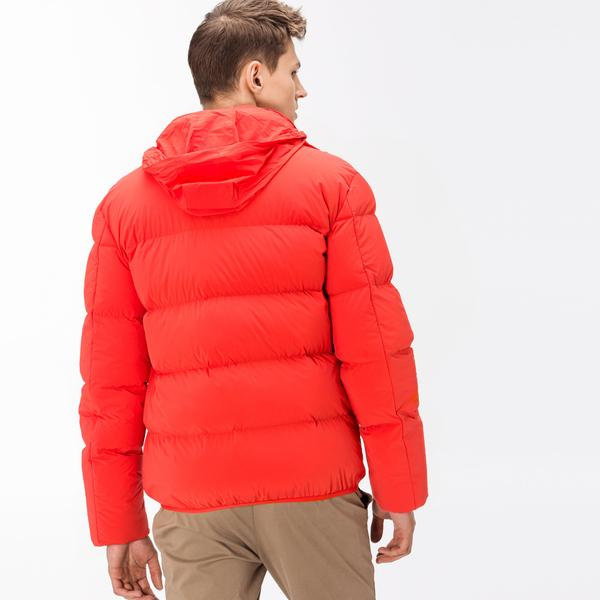 Men's Motion Concealed Hood Quilted Jacket