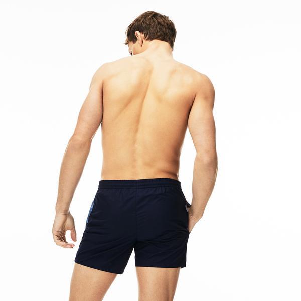 Lacoste Men's Taffeta Swimming Trunks