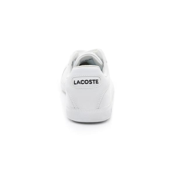 Lacoste Women's Graduate Tonal Leather Trainers