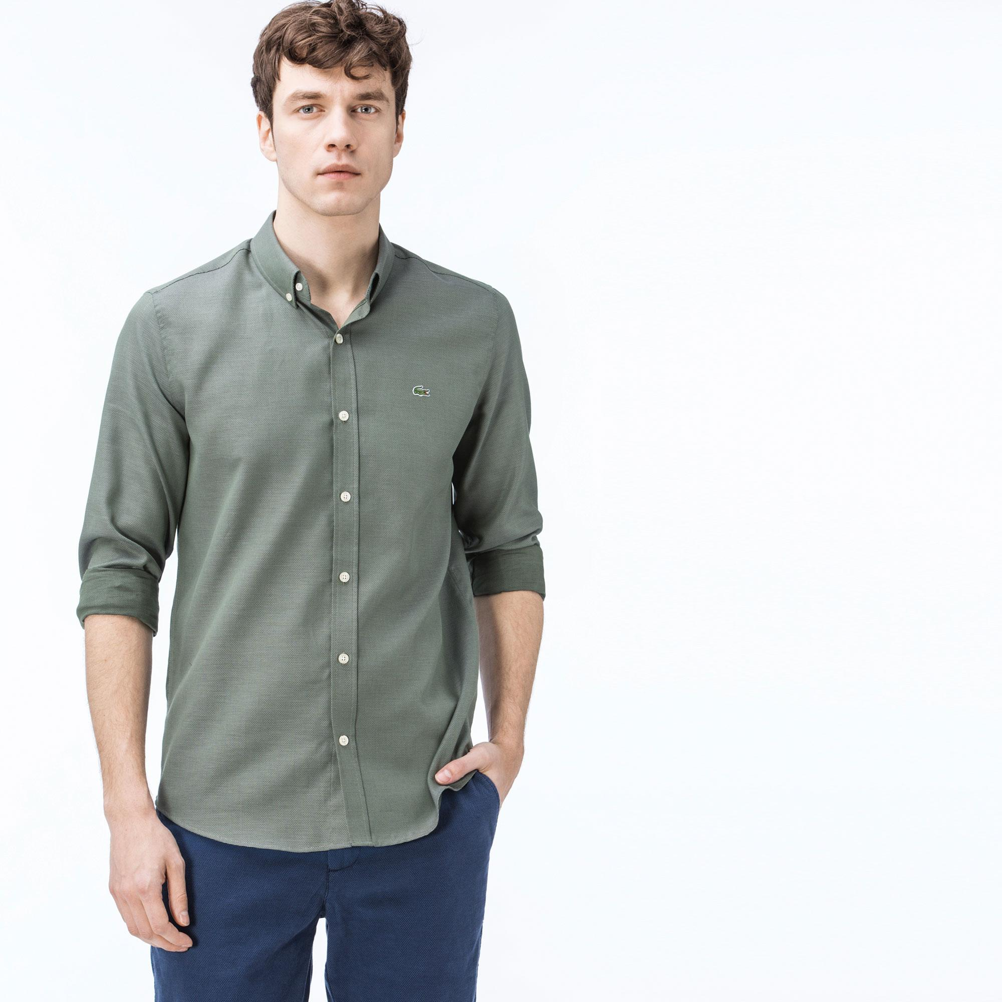 Lacoste Men's Wovens Shirts