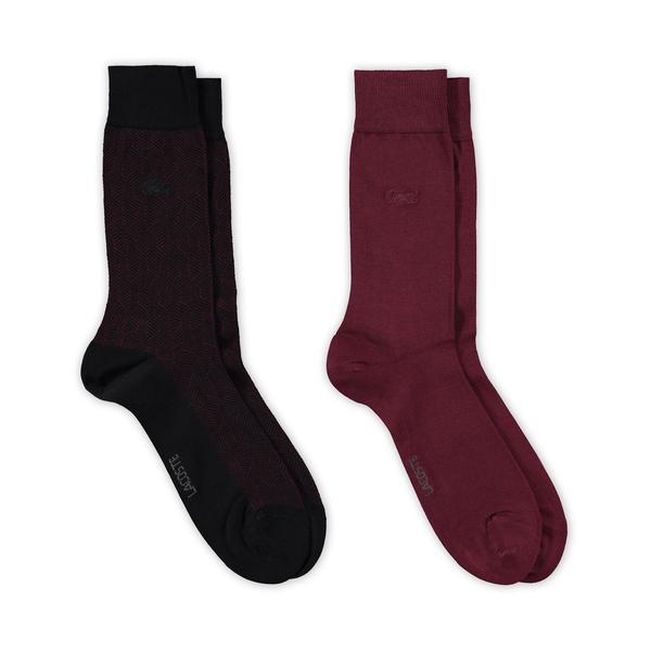 Lacoste Men's Two-Pack Socks