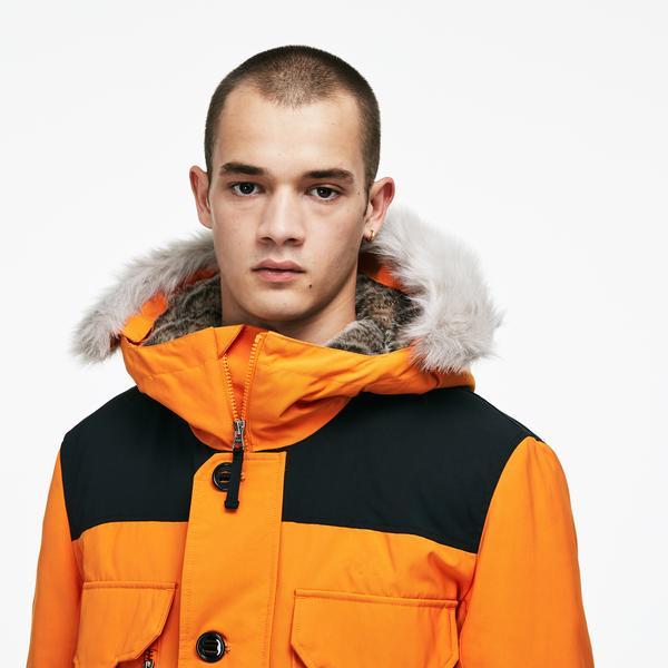 Lacoste L!VE Men's Coat