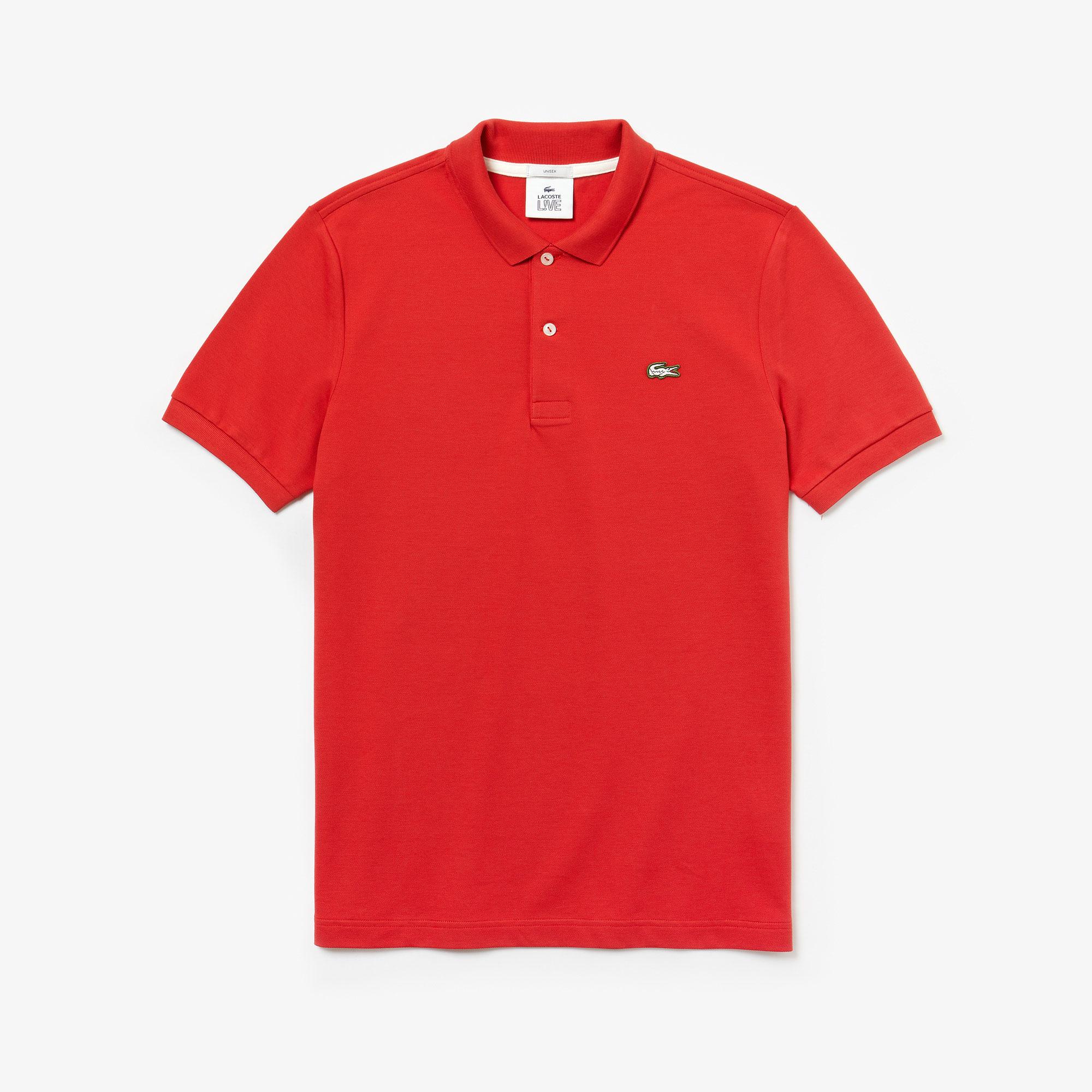 Lacoste L!ve Men's Slim Fit Polo