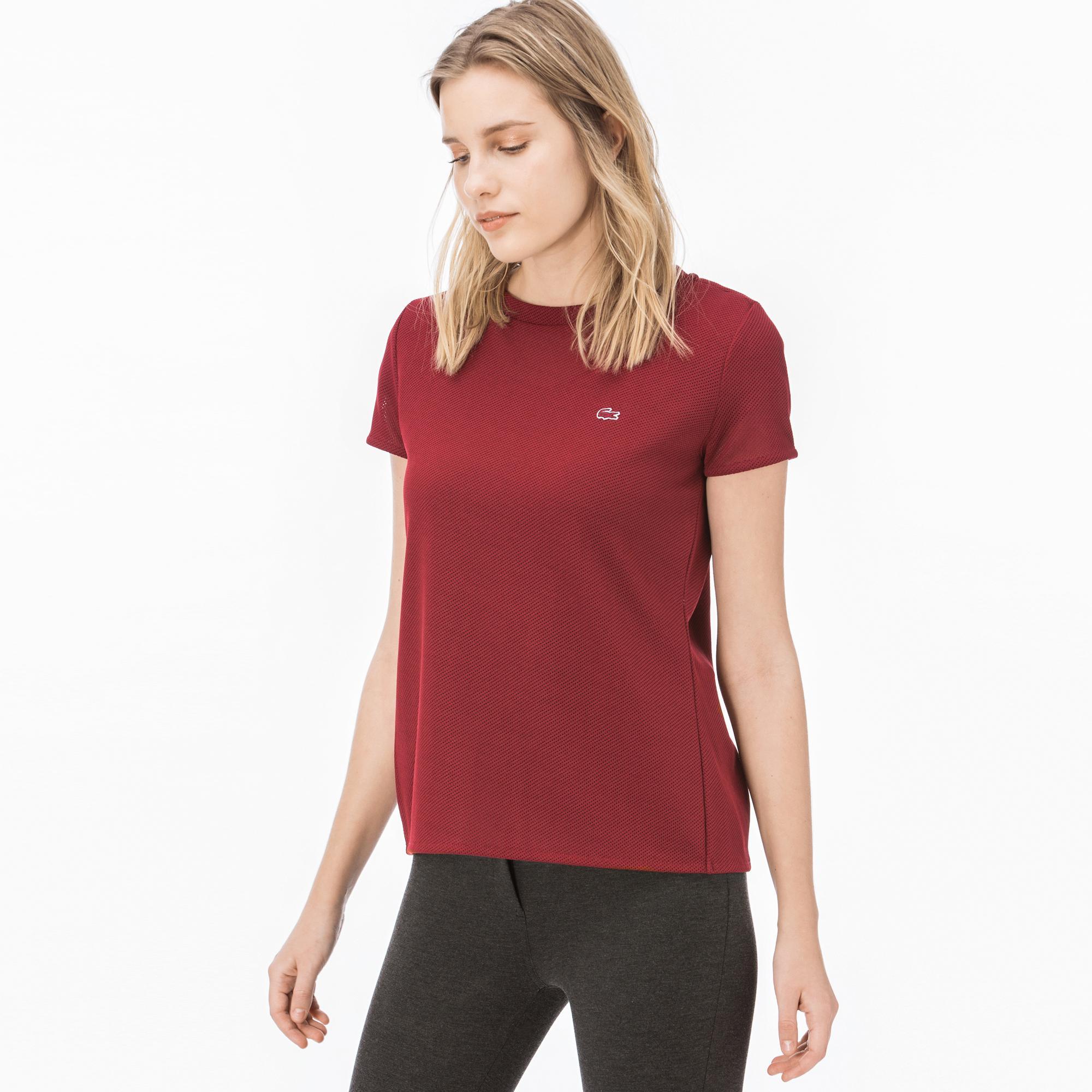 Lacoste Women's Short Sleeve T-Shirt