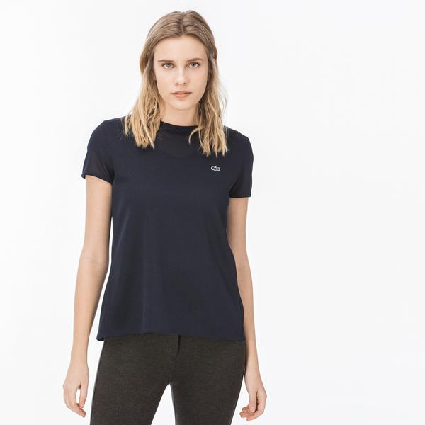 Lacoste Women's Short Sleeve T-shirt