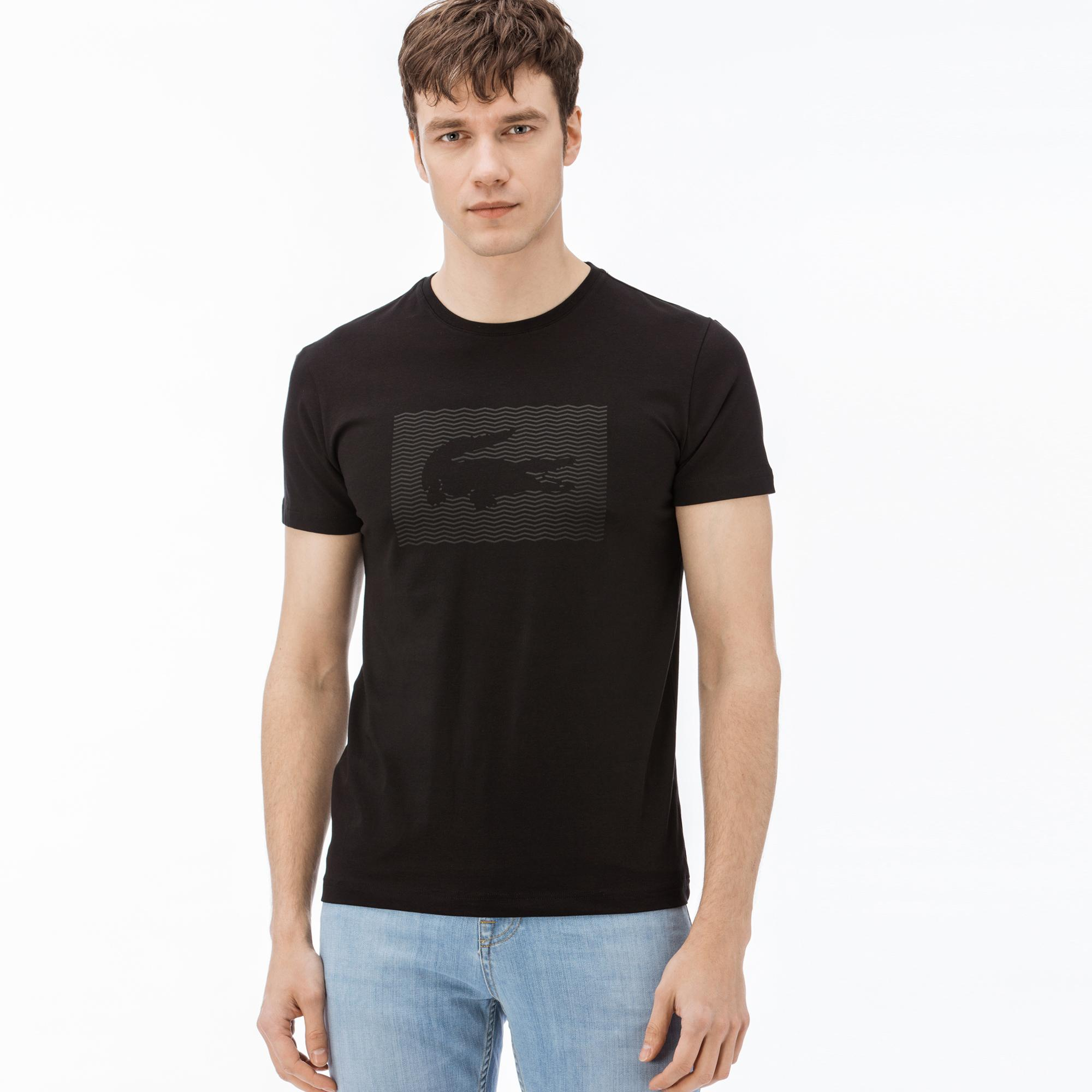 Lacoste Men's Slim Fit T-Shirts