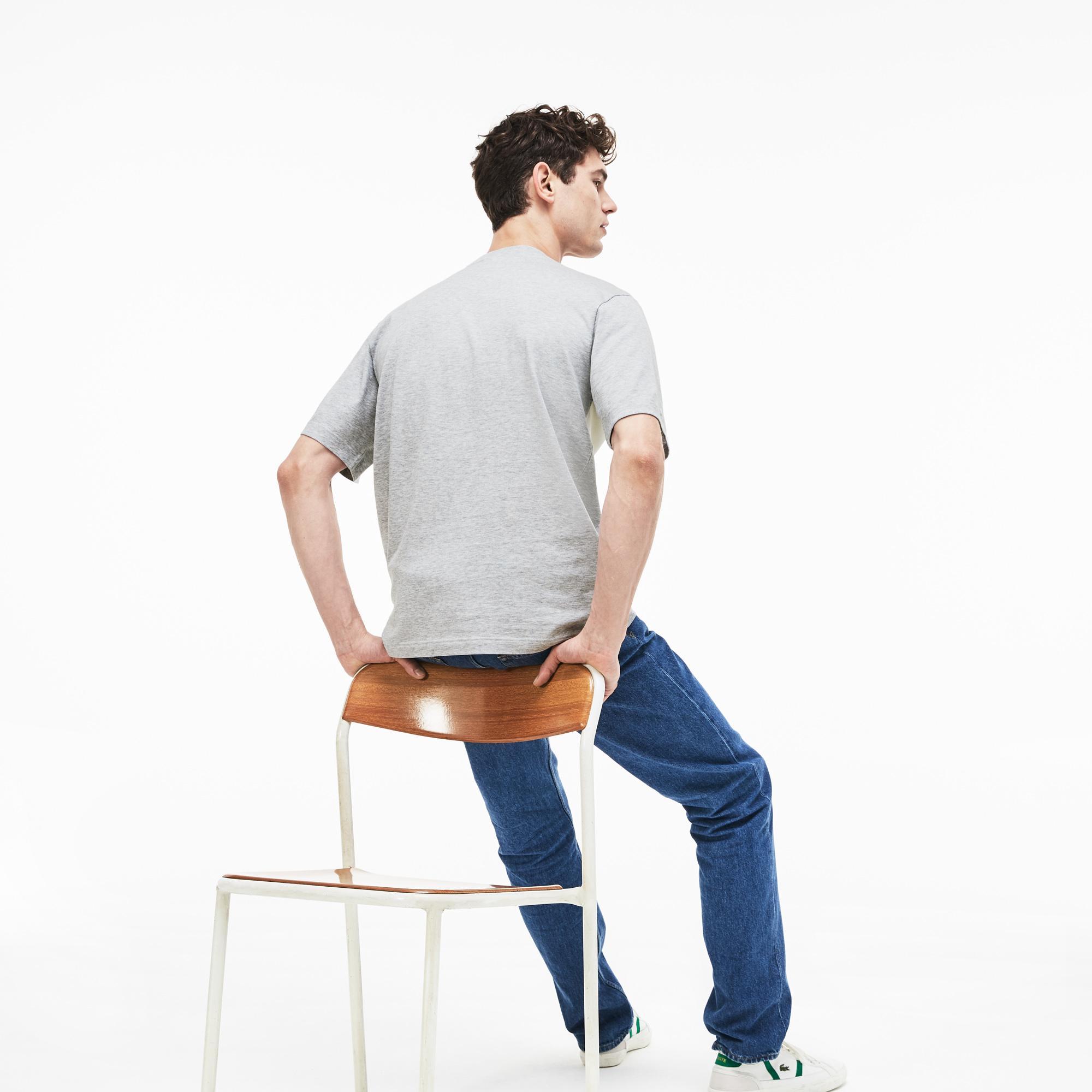 Lacoste Men's Crew Neck T-Shirt
