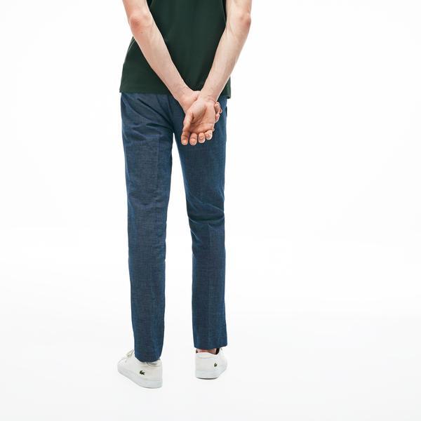 Lacoste Men's Slim Fit Twill Trousers