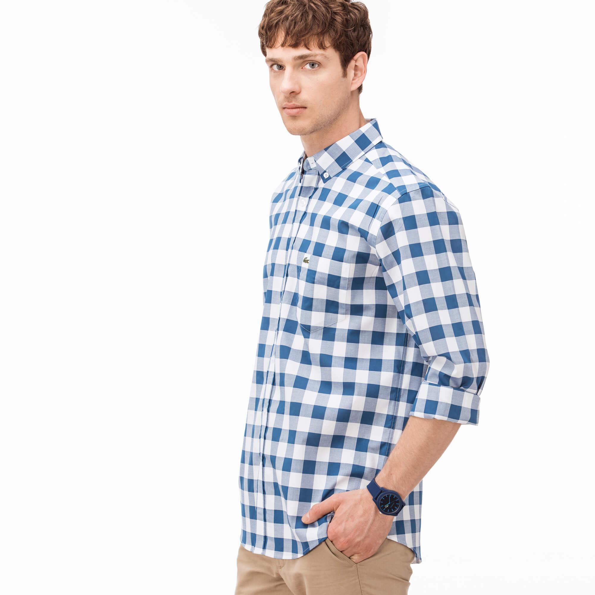 Lacoste Men's Regular Shirt