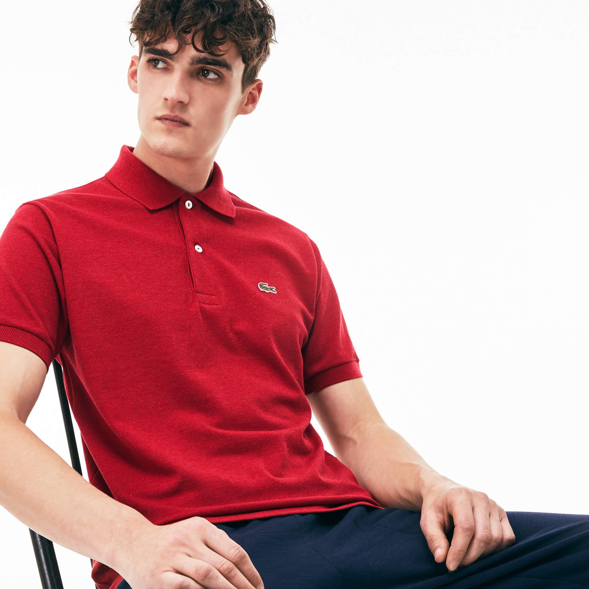 Lacoste Marl Lacoste L.12.12 Polo Shirt
