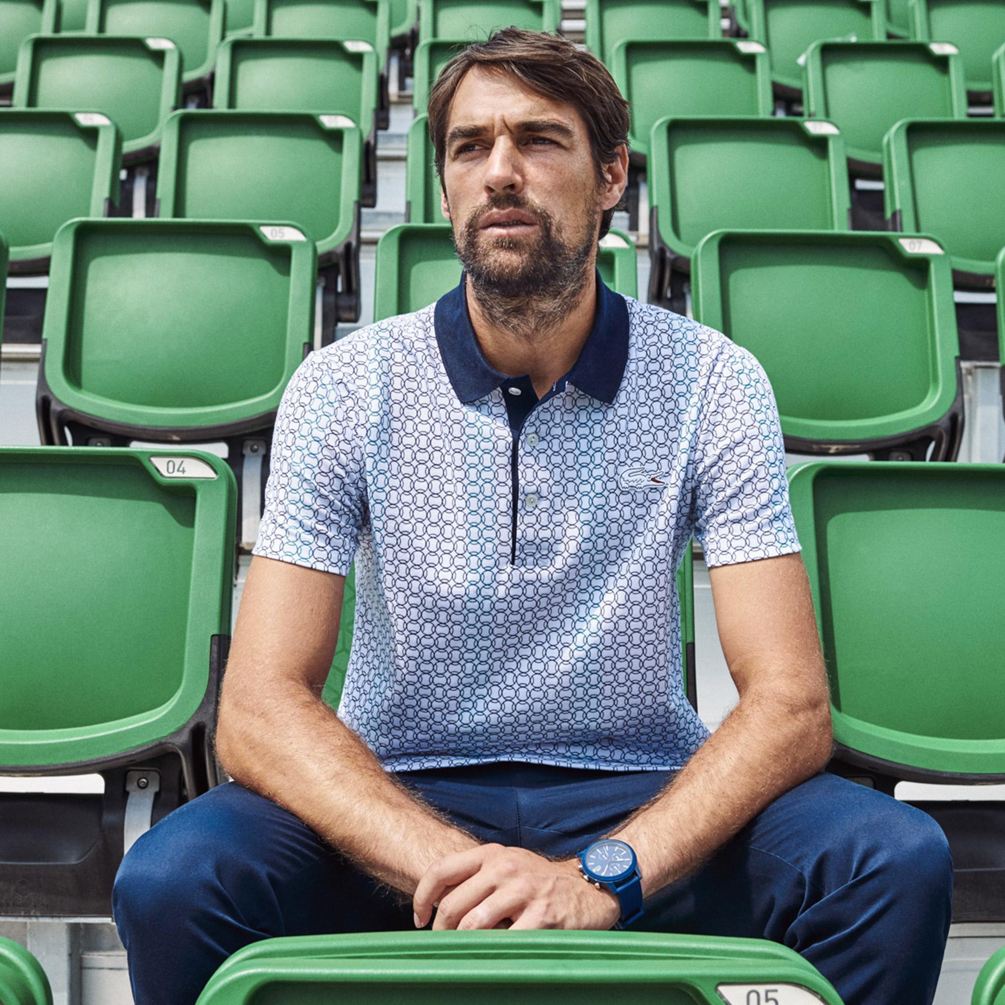 Lacoste Men's Roland Garros Polo