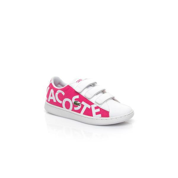Lacoste Kids` Sneaker CARNABY EVO
