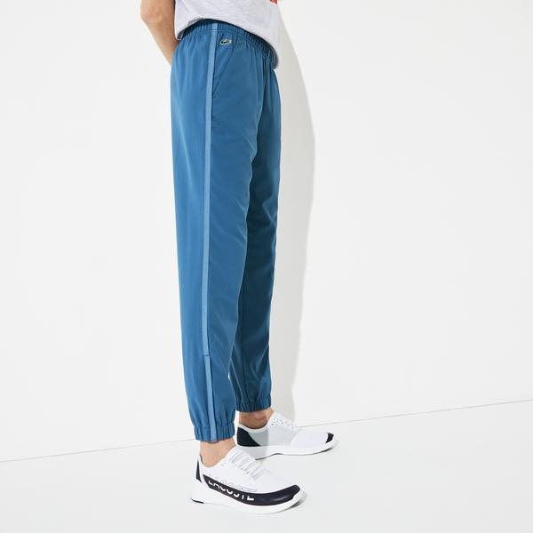 Lacoste Women's Sport Technical Water-Resistant Tennis Sweatpants
