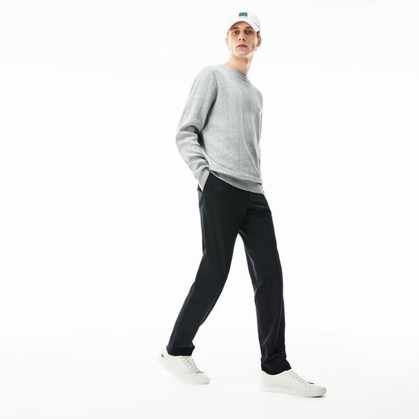 Lacoste Men's Slim Fit Stretch Canvas Pantss