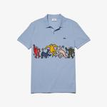 Lacoste X Keith Haring Men's Regular Fit Polo
