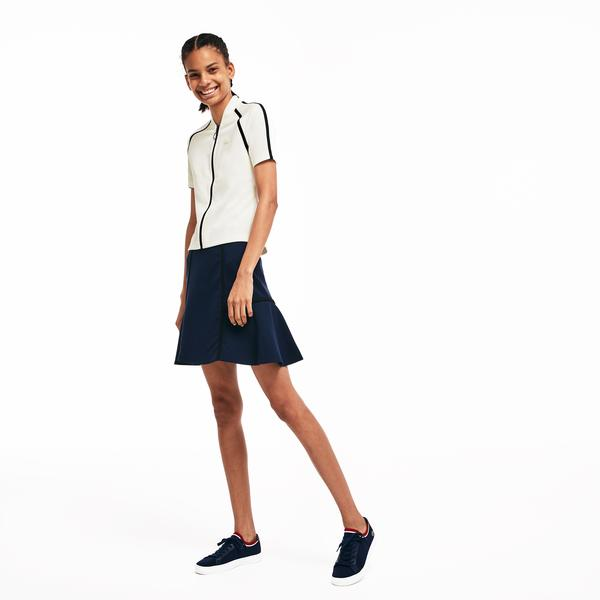 Lacoste L!VE Women's Slim Fit Polo