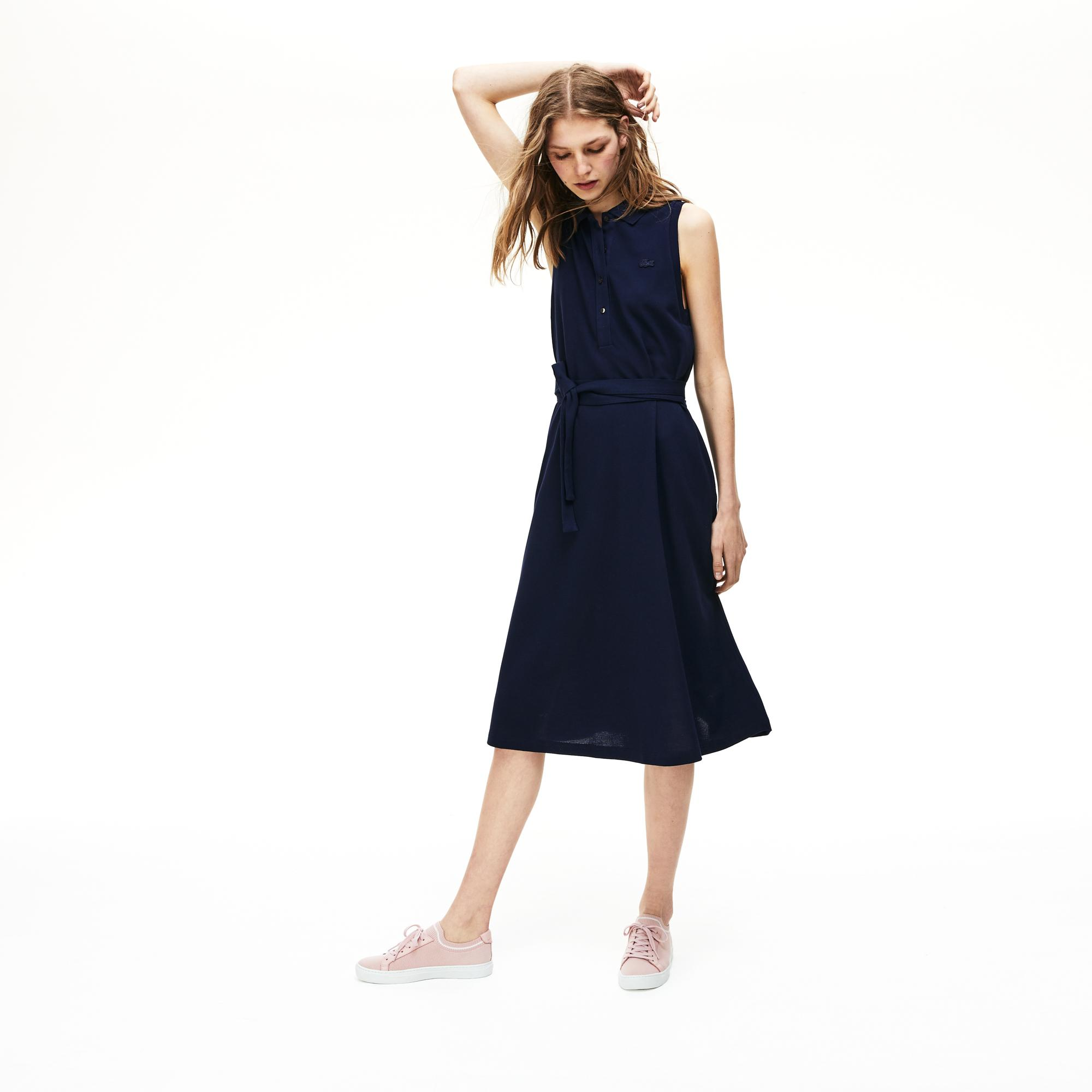 Lacoste Women's Piqué Polo Dress