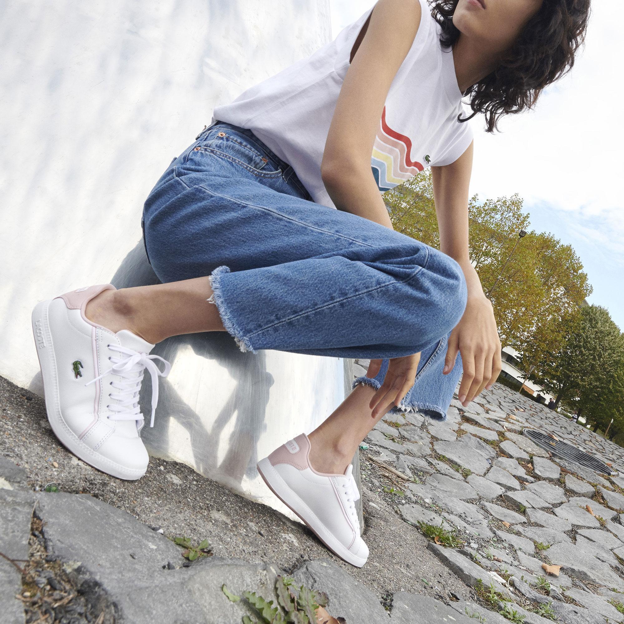 Lacoste кросівки жіночі Graduate
