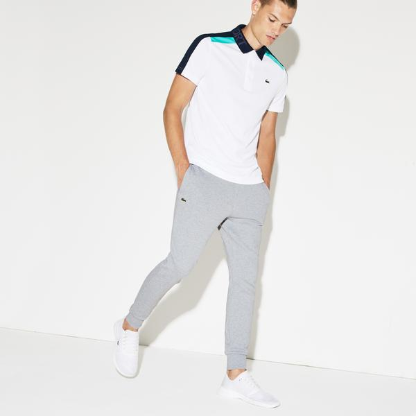 Lacoste Men's SPORT Cotton Fleece Tennis Sweatpants