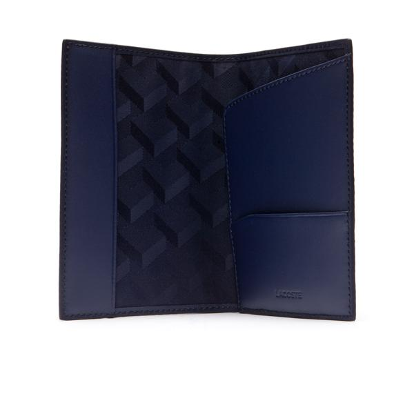 Lacoste Men's Chantaco PasSport Case