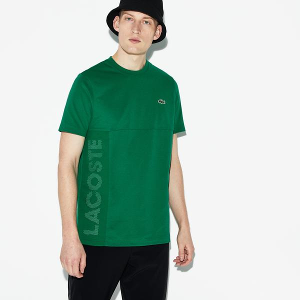 Lacoste Sport Men's Crew Neck Ultra Light T-Shirt