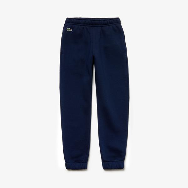 Lacoste Sport Kids' Tennis Fleece Trackpants