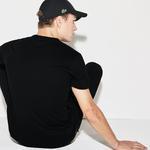 Lacoste Sport Men's Crew Neck Tech Jersey T-Shirt