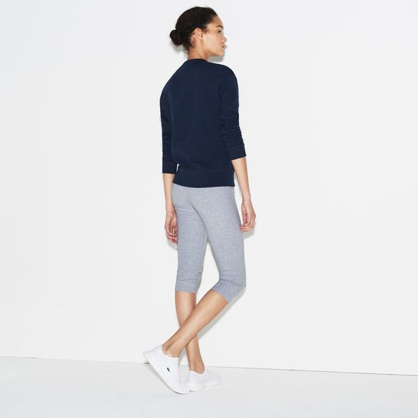 Lacoste Women's Sport Stretch Tennis Leggings