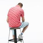 Lacoste L!VE Men's Ultra Slim Fit Polo