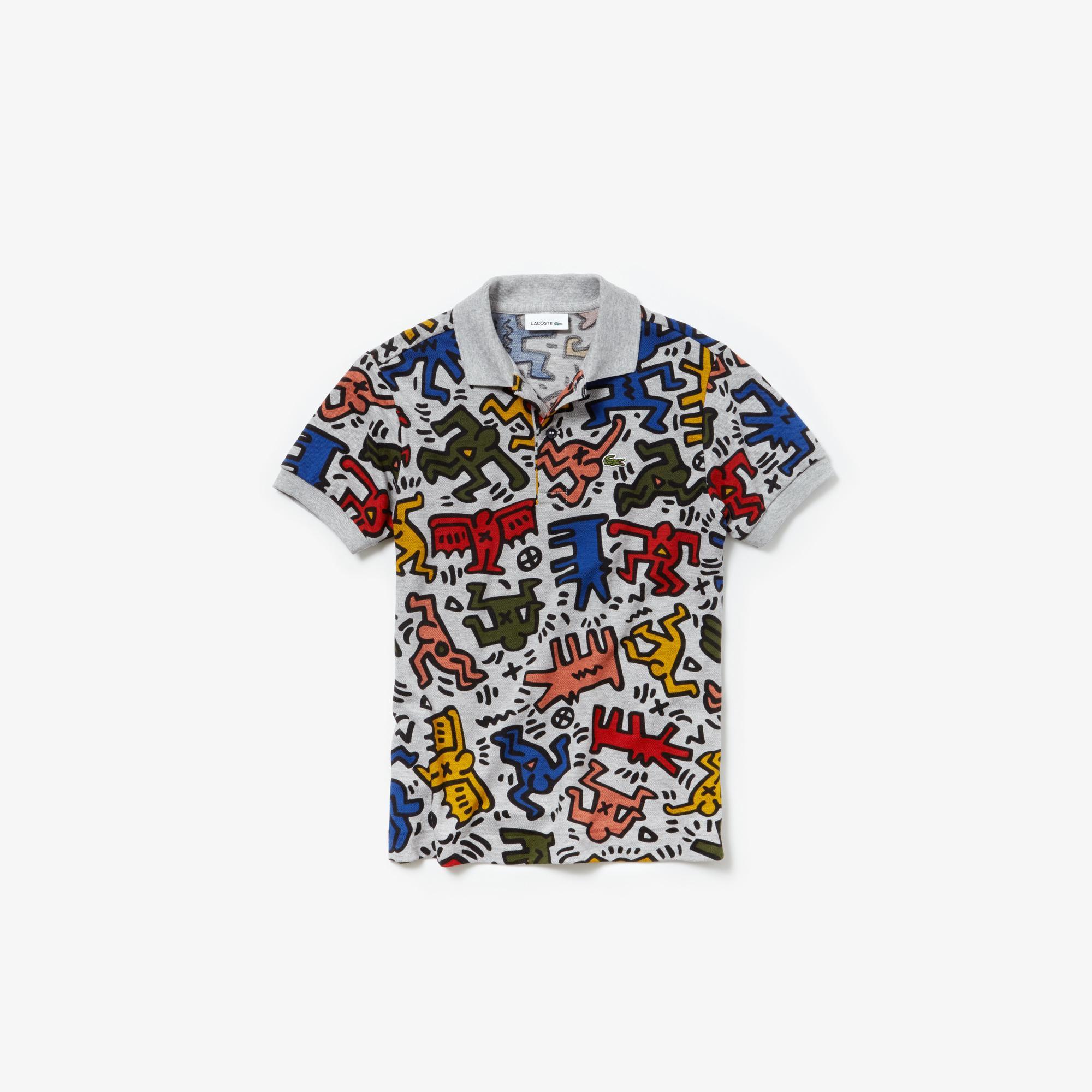 Lacoste поло дитяче x Keith Haring