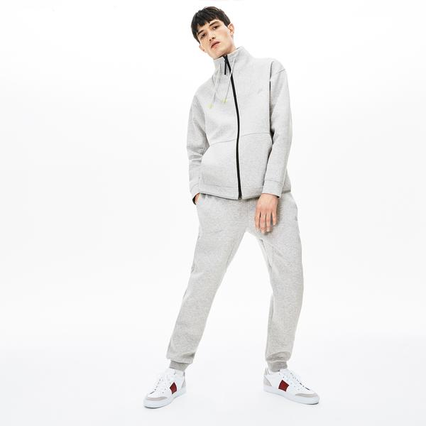 Lacoste Men's Motion Ergonomic Cotton Blend Sweatpants