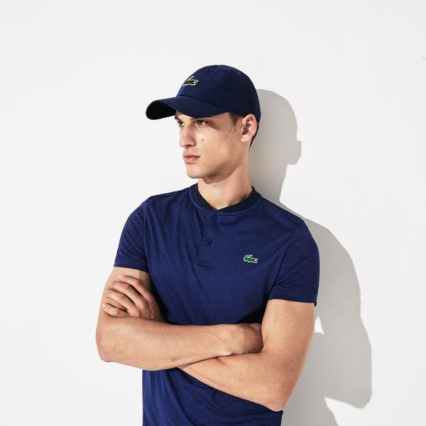 Lacoste Lacoste Sport Novak Djokovıc-On Court Collectıon Microfiber Cap