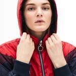 Lacoste куртка жіноча Colorblock водовідштовхуюча