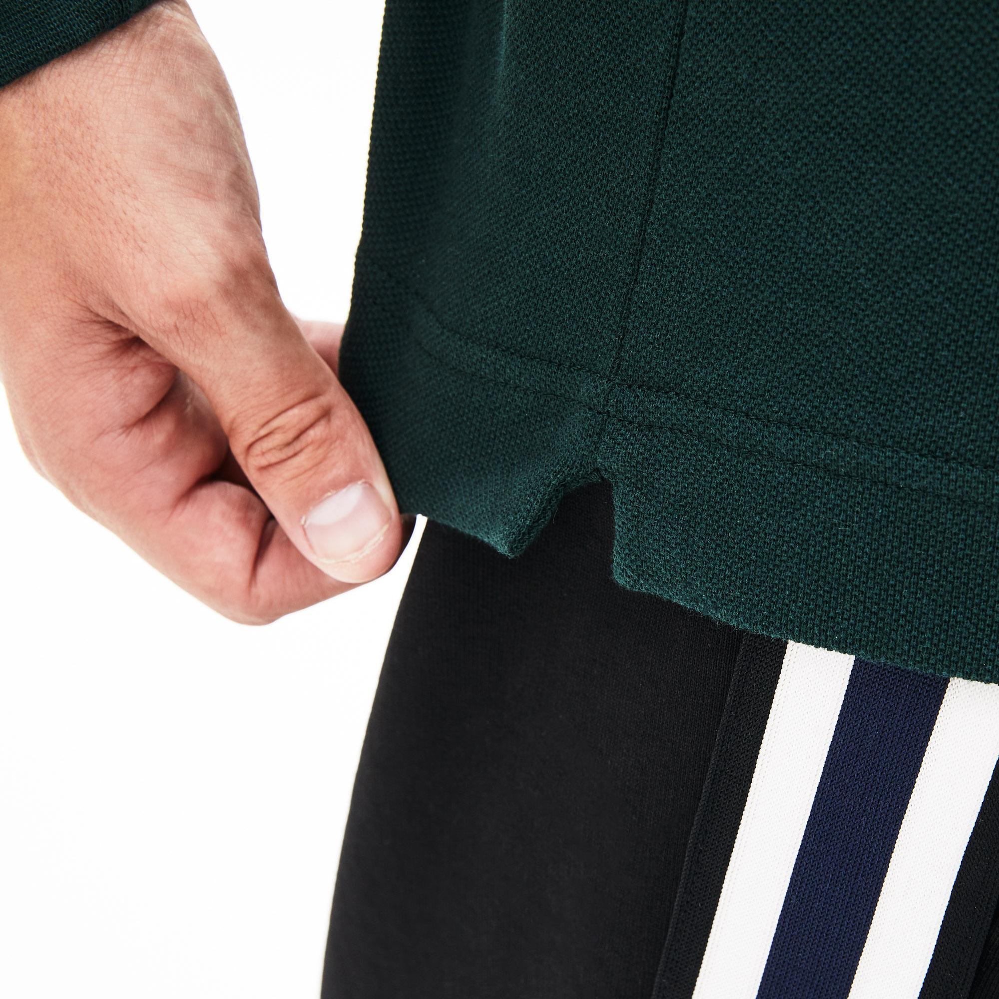 Lacoste Men's Slim Fit Petit Piqué Polo Shirt