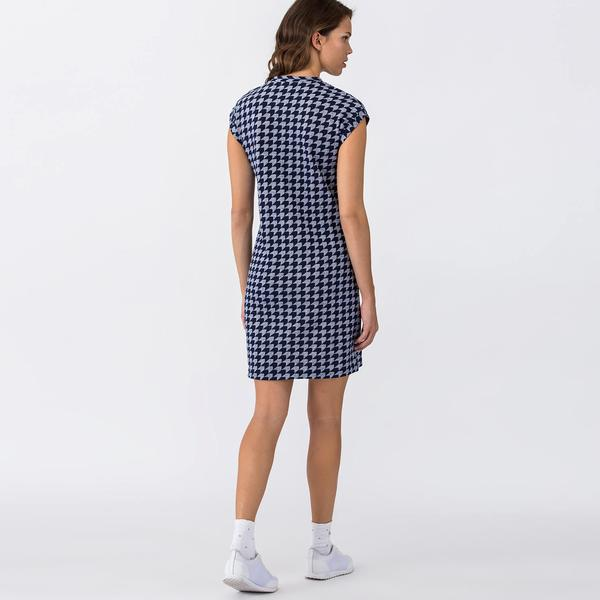 Lacoste Women's T-shirt dress in piqué