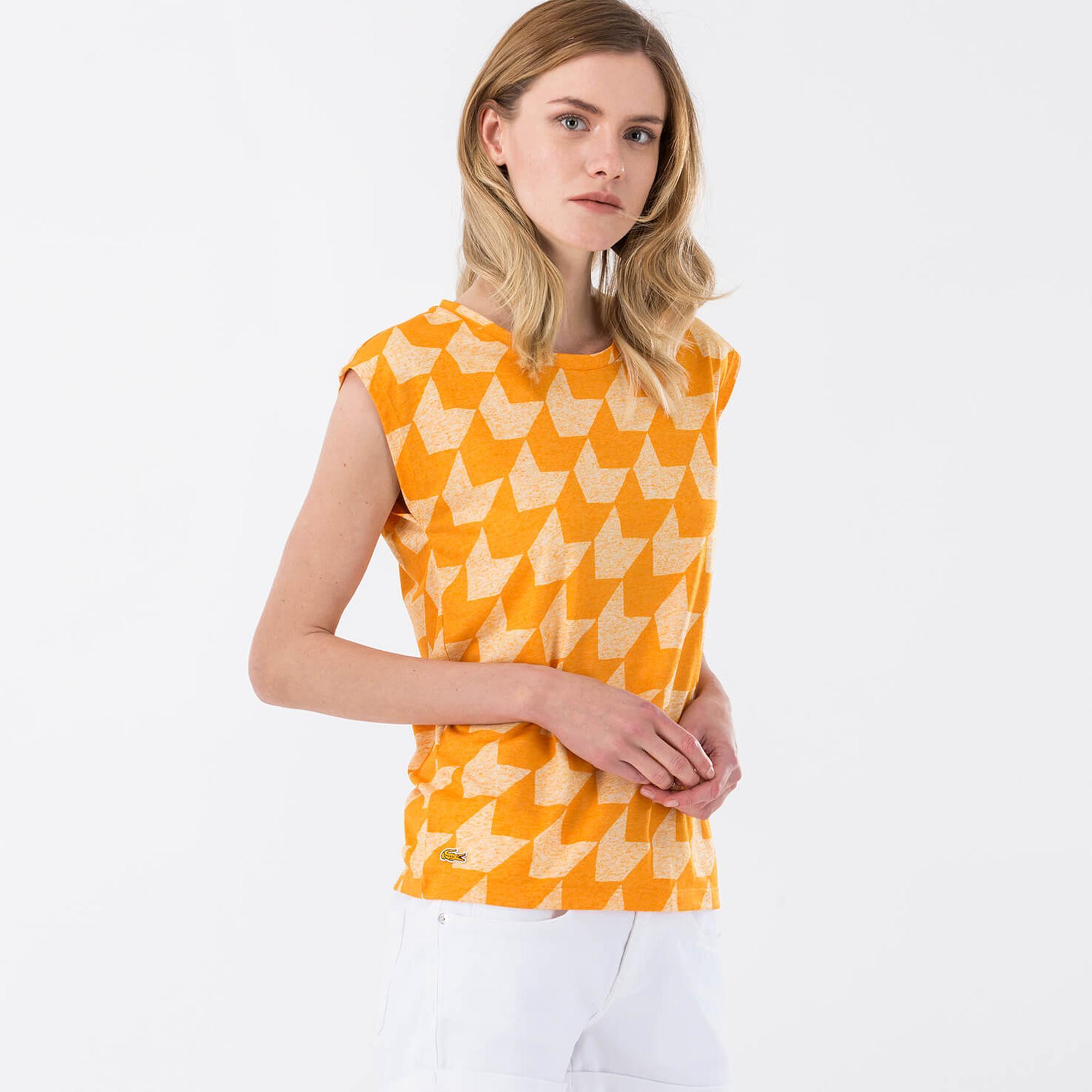 Lacoste Women's Crew neck t-shirt