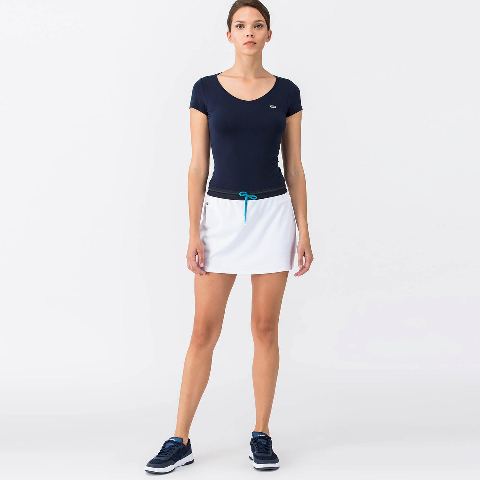 Lacoste Women's SPORT Tennis Jersey Skirt