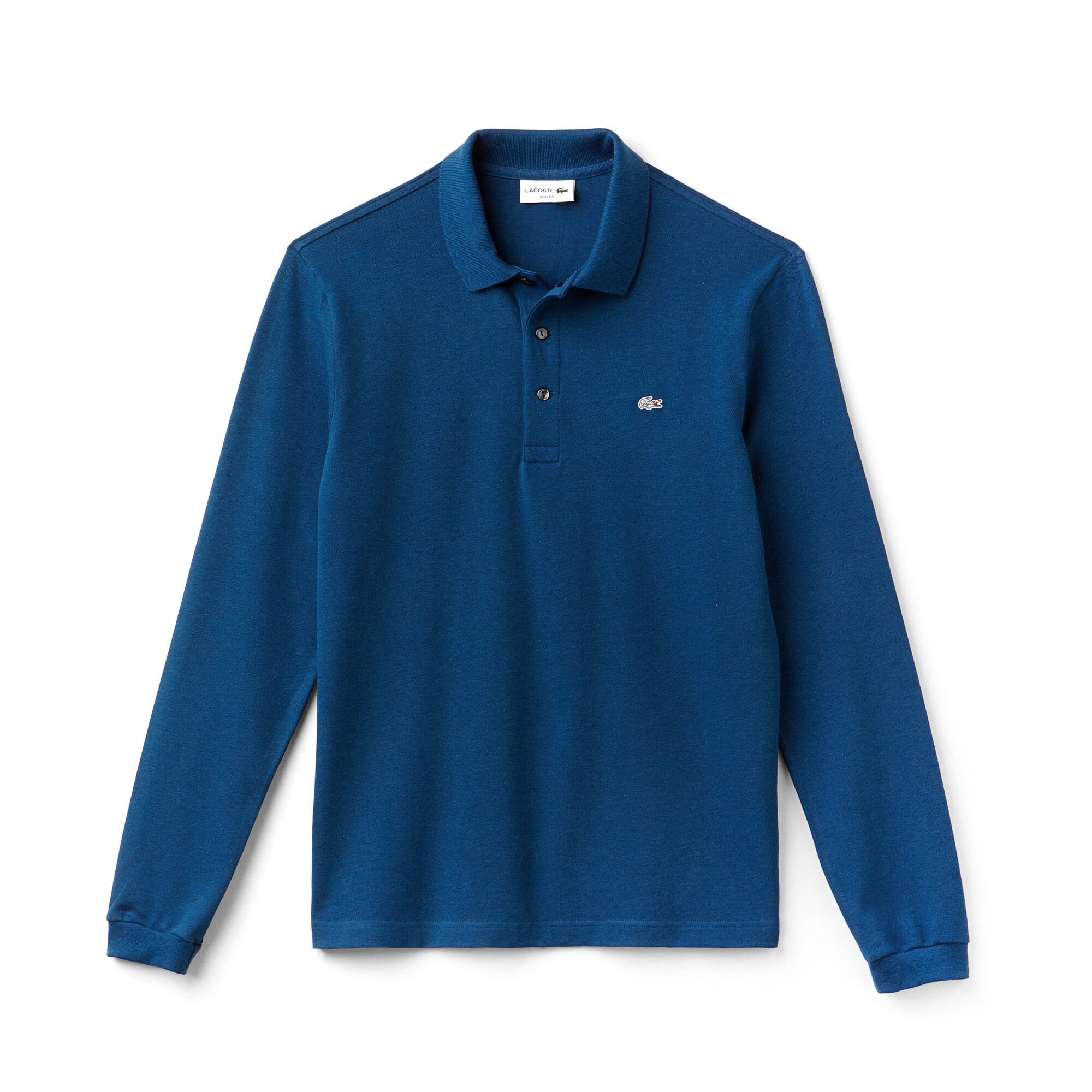 Lacoste Men's Slim Fit Stretch Mini Piqué Polo