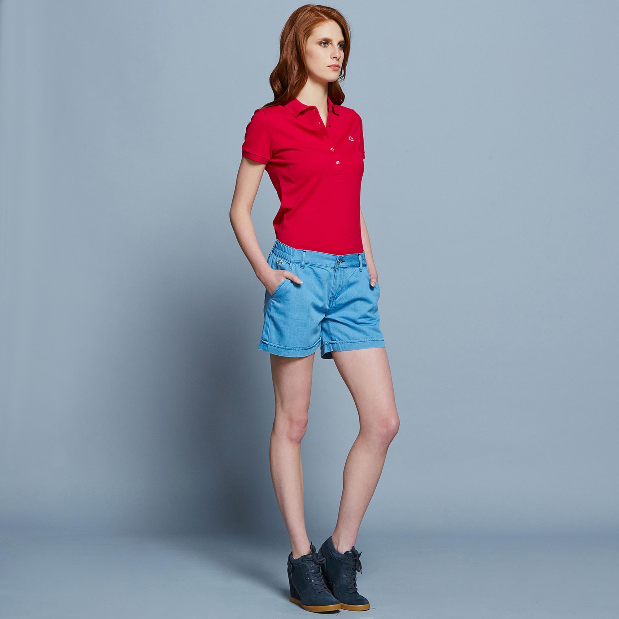 Lacoste шорти жіночі