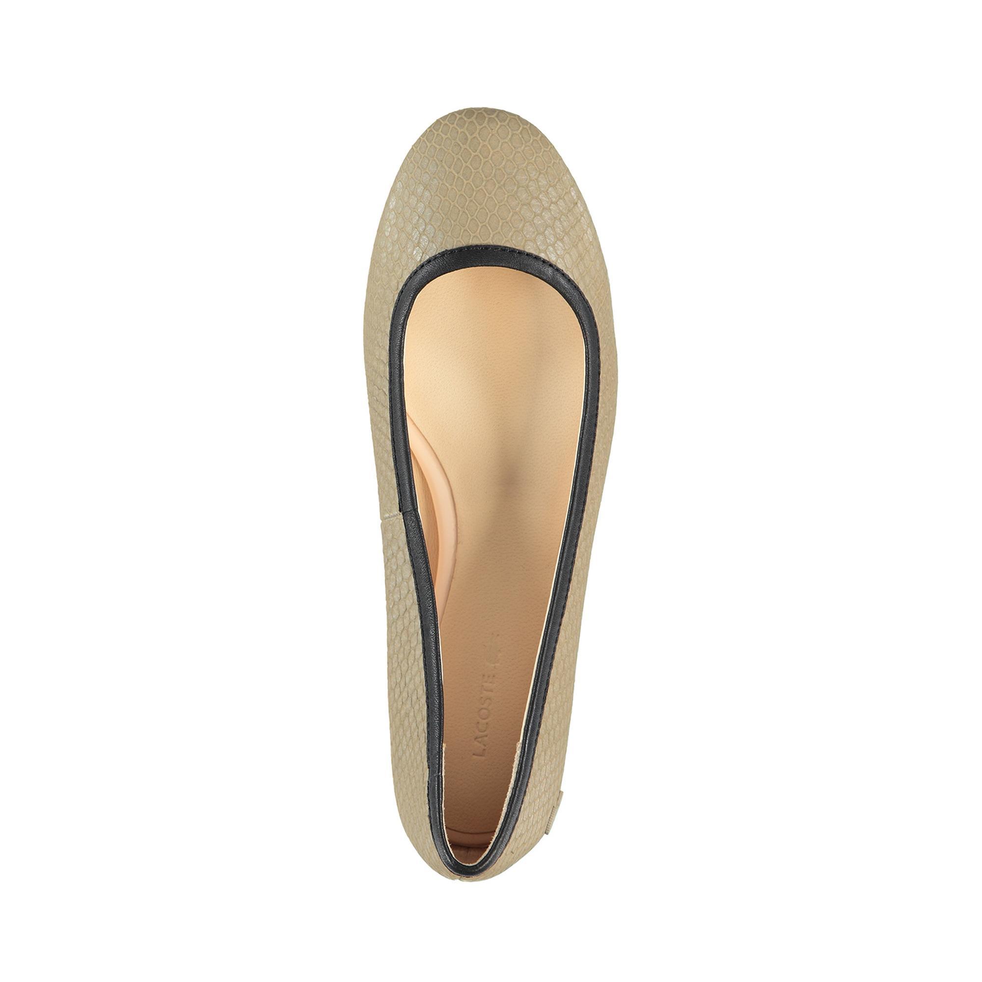 Lacoste балетки жіночі