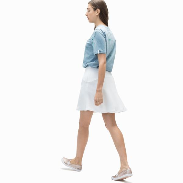 Lacoste L!VE Women's Crepe Skating Skirt